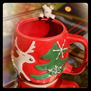 Other - Christmas Reindeer Mug